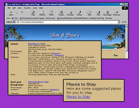 Click to see real website